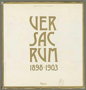 9780847801152: Ver Sacrum, 1898-1903 (German and English Edition)