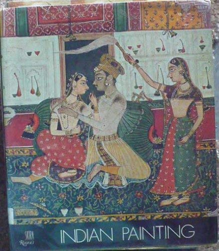9780847801602: Indian painting (Treasures of Asia)