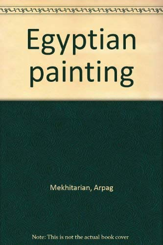 9780847801619: Egyptian painting