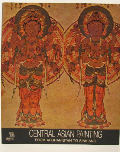 Central Asian painting (Treasures of Asia): Bussagli, Mario