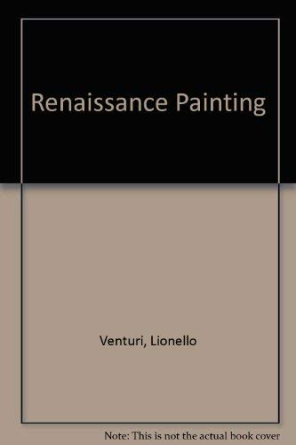9780847802050: Renaissance Painting from Leonardo to Durer