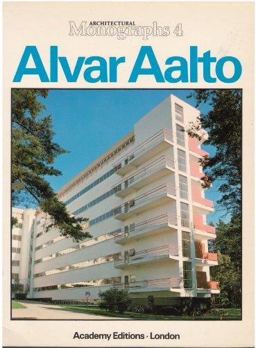 9780847802166: Alvar Aalto (Architectural Monographs No 4)