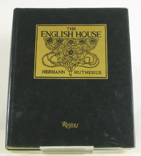 9780847802197: The English house