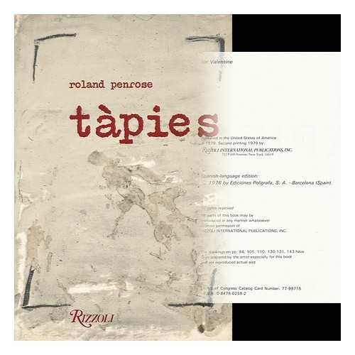 9780847802586: Tapies