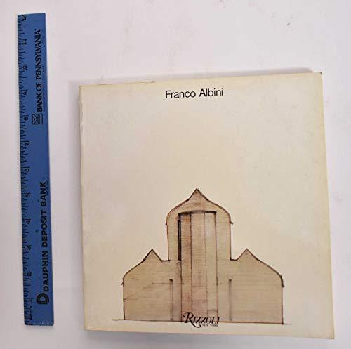 9780847803033: Franco Albini, 1930-1970 (Italian Edition)