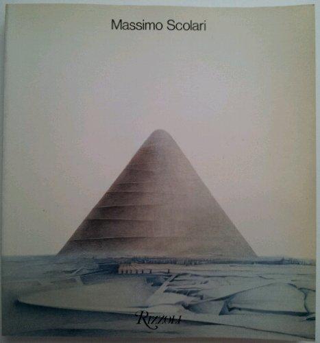 9780847803170: Massimo Scolari: Acquerelli e disegni, 1965-1980