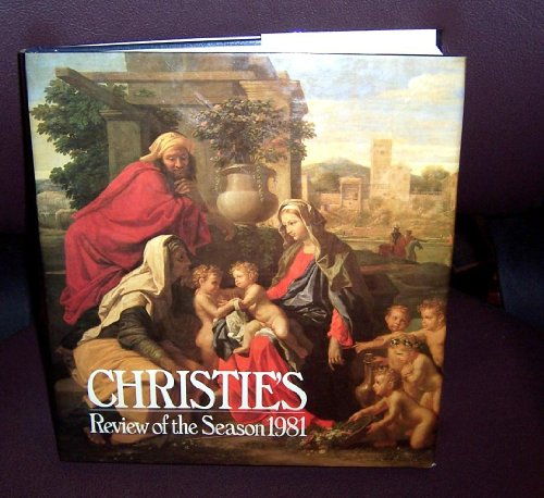 9780847804139: Christies Review of the Season 1981