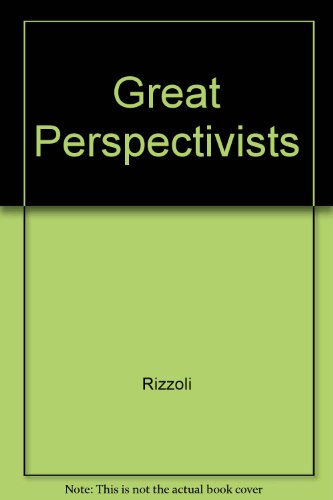 Great Perspectivists (Riba Drawings Series)