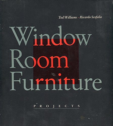 9780847804252: Window Room Furniture