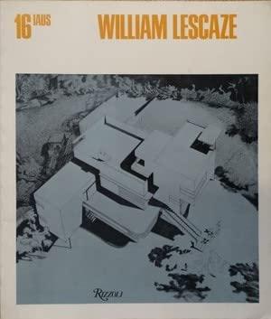 William Lescaze (Catalogue / Institute for Architecture and Urban Studies): Cole, B.C., Hubert...
