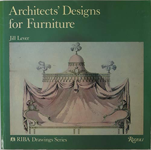 Architects' Designs for Furniture