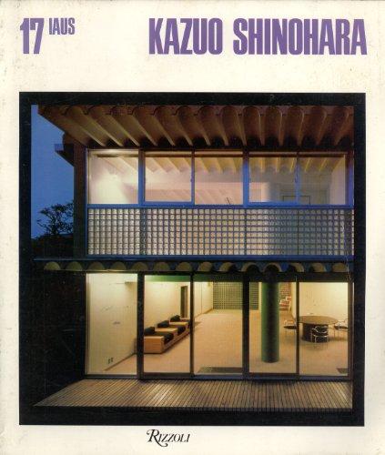 Kazuo Shinohara. Catalogue 17.: Shinohara, Kazuo &