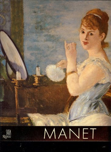 Manet (0847804909) by Rizzoli