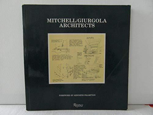 9780847804955: Mitchell / Giurgola Architects