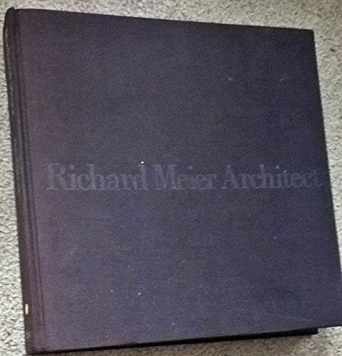 9780847804962: MEIER RICHARD, ARCHITECT I (HB): J.Rykwert v. 1