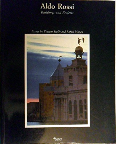 9780847804986: Aldo Rossi: Buildings and Projects