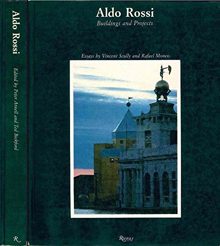 9780847804993: Aldo Rossi: Buildings and Projects