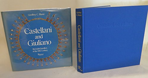 9780847805273: Castellani and Giuliano: Revivalist jewellers of the 19th century