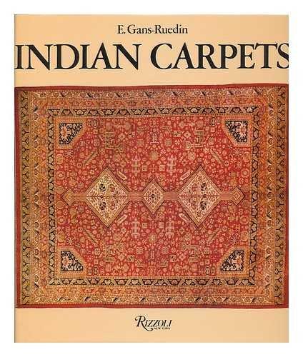 9780847805518: Indian Carpets