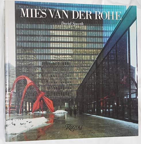 9780847805631: Mies Van Der Rohe