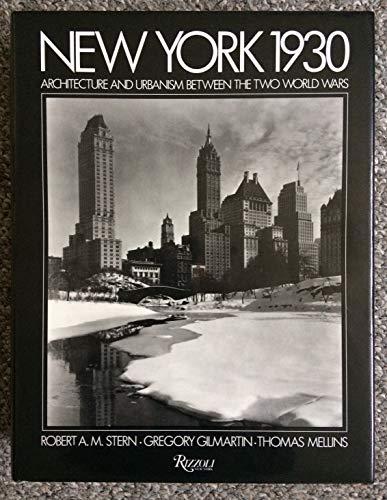 9780847806188: New York 1930