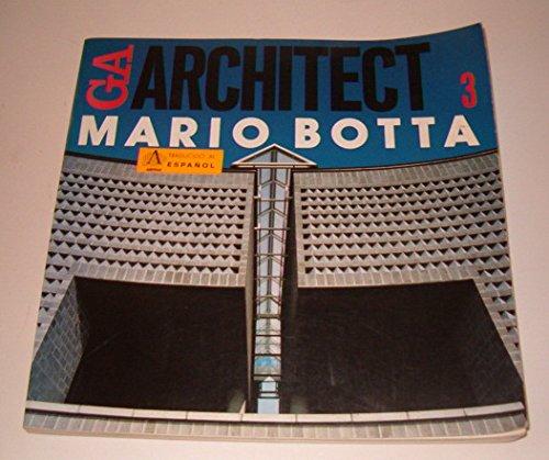 9780847806201: The Architecture of Mario Botta