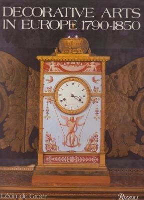 Decorative Arts in Europe, 1790-1850: Groer, Leon de