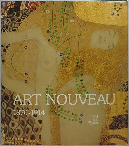 9780847806270: Art Nouveau 1870-1914