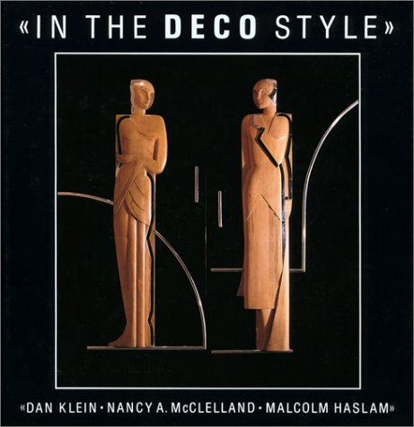 9780847806331: IN THE DECO STYLE (Hb) [no rights]