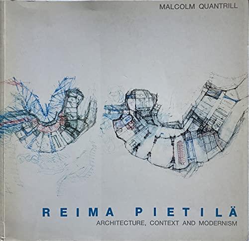 9780847806355: Title: Reima Pietila