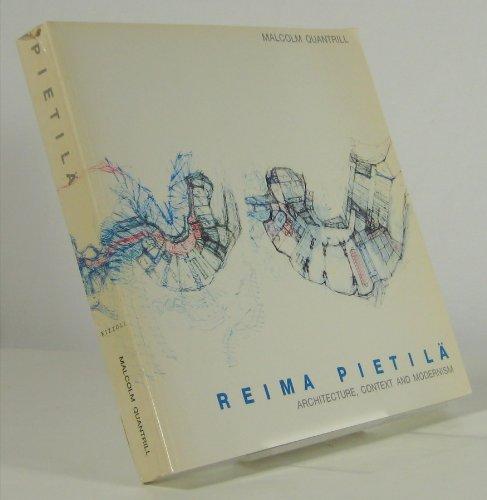 9780847806355: Reima Pietila