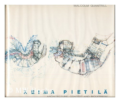9780847806362: Reima PietilaïÃ'Â¿Ã'Âœ : architecture, context, and modernism