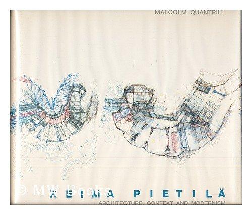 9780847806362: Reima Pietilä: Architecture, Context and Modernism