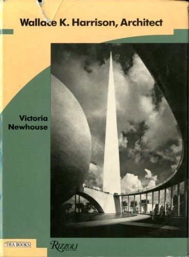 9780847806447: Wallace K.Harrison: Architect