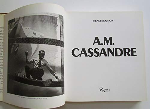 A M Cassandre: Henri Mouron