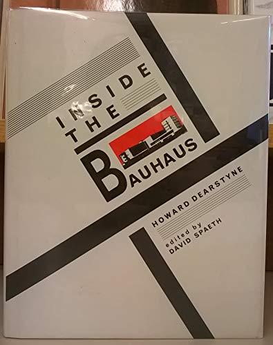 9780847806997: Inside the Bauhaus