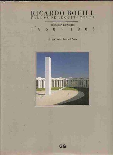 Ricardo Bofill/Taller De Arquitectura: Rizzoli