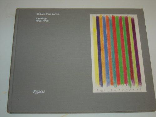 Richard Paul Lohse, Drawings, 1935-1985: Riese, HansPeter