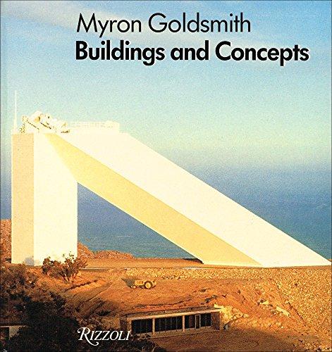 9780847807901: Buildings and Concepts / Myron Goldsmith ; Edited by Werner Blaser - [Bauten Und Konzepte. English]