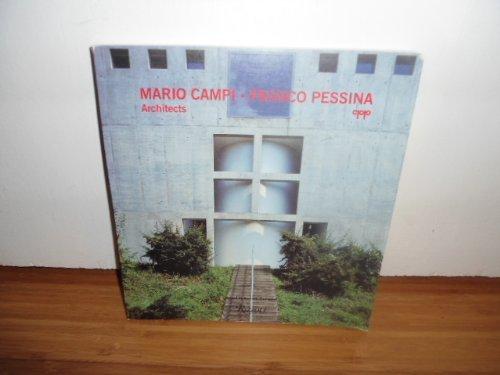 9780847807994: Mario Campi, Franco Pessina: Architects