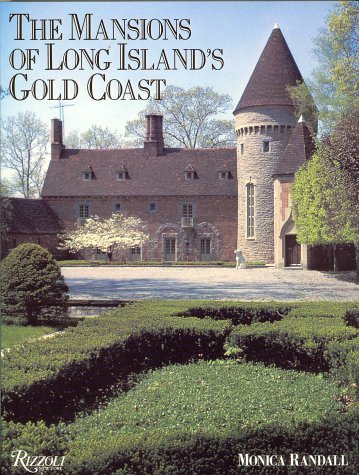 9780847808212: Mansions of Long Island's Gold Coast