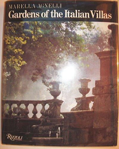 9780847808250: Gardens of the Italian Villas