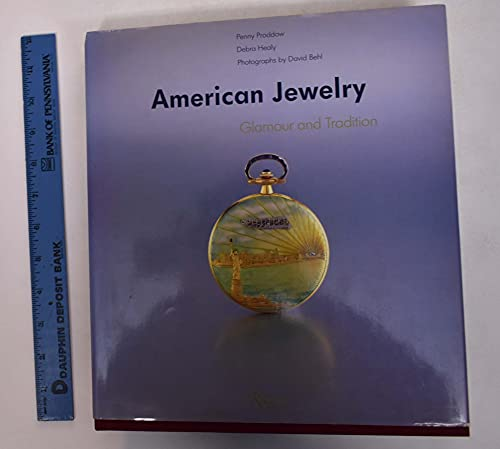 9780847808304: American Jewellery: Glamour and Traditions