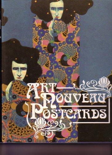 9780847808328: Art Nouveau Postcards