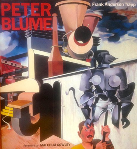 Peter Blume. Foreword by Malcolm Cowley New York Rizzoli 1987, 4°, 144 S., zahlr. Teils farb. Abb.