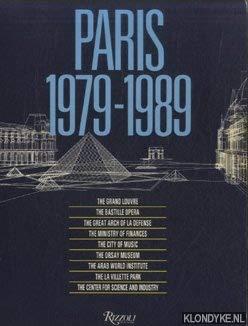9780847808991: Paris 1979-1989