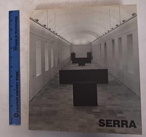 9780847809189: Richard Serra