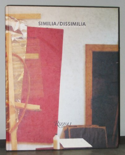 9780847809226: Similia / Dissimilia: Modes of Abstraction in Painting, Sculpture, and Photography Today (English and German Edition)