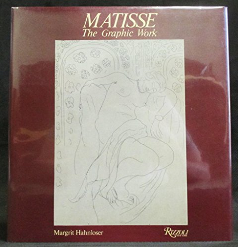 Matisse: The Graphic Work: Margrit Hahnloser