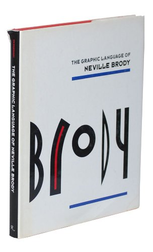 9780847809349: The Graphic Language of Neville Brody